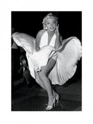 Marilyn Monroe (Seven Year Itch) - reprodukcja