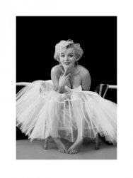 Marilyn Monroe (Balerina) - reprodukcja
