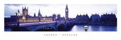 Londyn (Anglia) - plakat