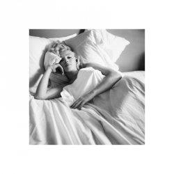 Marilyn Monroe (Łóżko) - reprodukcja