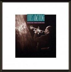 Louis Armstrong Mack The Knife - obraz w ramie