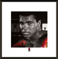Obraz na ścianę - Muhammad Ali Boxing Gloves