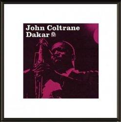John Coltrane Dakar - obraz w ramie