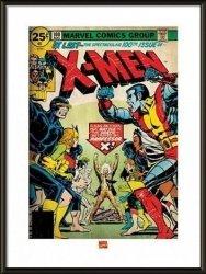 X-men 100th Issue - obraz w ramie