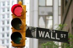 Fototapeta na ścianę - Wallstreet, Stock Exchange - 175x115 cm