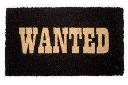 Wycieraczka wejściowa - Wanted - 44 x 74 x 2 cm