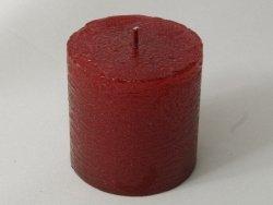 Świeca ozdobna - Walec - 5x5cm