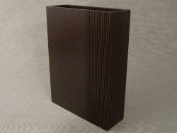 Wazon drewniany - Prostokąt - 7,5x23x30,5cm