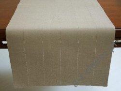 Bieżnik na stół - Beżowy - 50x140cm