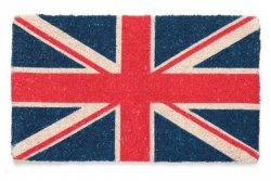 Wycieraczka wejściowa - Union Jack