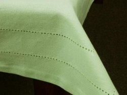 Obrus na stół - Miętowy sorbet - 100% Bawełny - 140x180cm