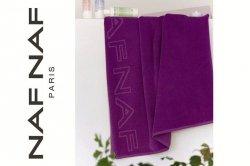 Ręcznik plażowy NAF NAF 90x180cm - Fioletowy