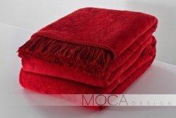 Koc - Czerwony - 150x200 cm