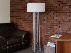 Lampa podłogowa - Wahadło Buk - 55x147cm
