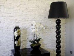 Lampa Podłogowa - Perla Czarna - 9