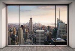 Fototapeta na ścianę - New York Penthouse - 368x254 cm