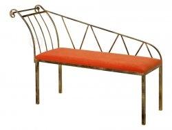 Ławka, siedzisko do przedpokoju - Szezlong