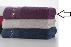 Ręcznik - Fiolet - 100% Bawełny - NAF NAF Diamonds