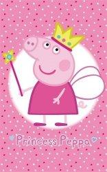 Fototapeta - Peppa Pig Princess  - 3D - Walltastic