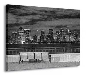 New York, Liberty State Park - Obraz na płótnie