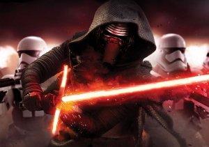 Fototapeta na ścianę - Star Wars 7 The Force Awakens - 254x184 cm