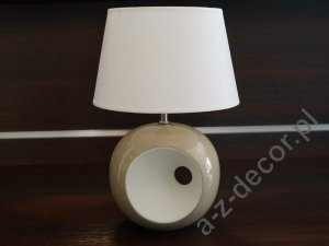 Lampka nocna - OLA capuccino - 25x38cm