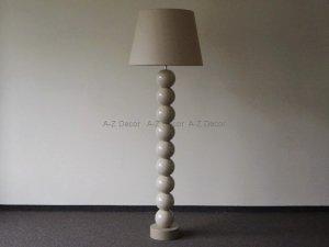 Lampa podłogowa - Cappucino - PERLA IX - 55x170cm