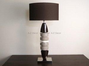 Lampa stołowa - FUSO - 40x20x82cm