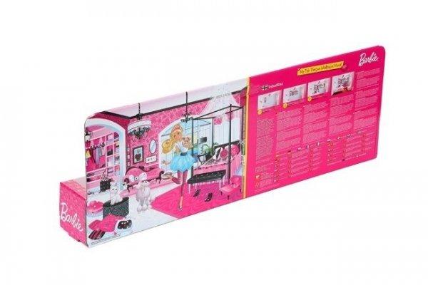 Fototapeta dla dzieci - Barbie - 3D - Walltastic
