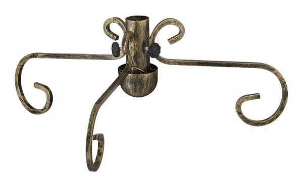 Metalowy Stojak choinkowy - Standard Mały