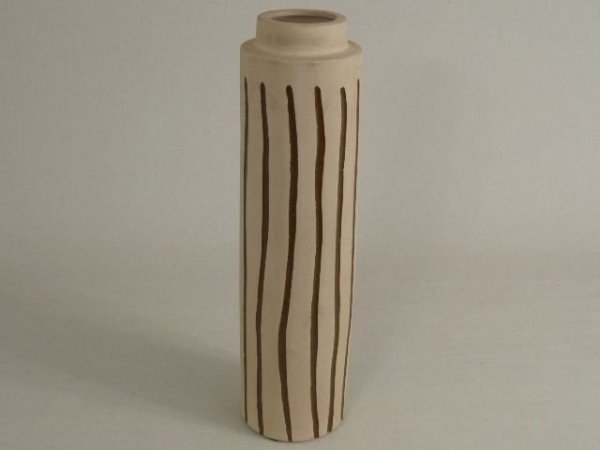 Wazon ceramiczny 9x34cm