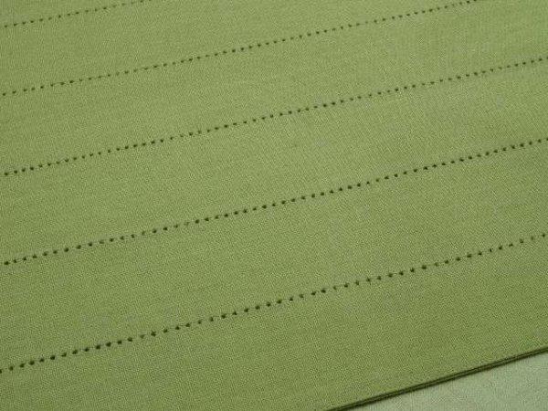 Podkładki na stół - Nasycone Kiwi - Z mereżką - 33x48cm - 4szt/op