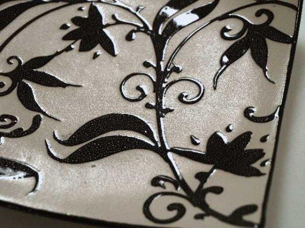 Patera na owoce - Ceramiczna - 20x3cm