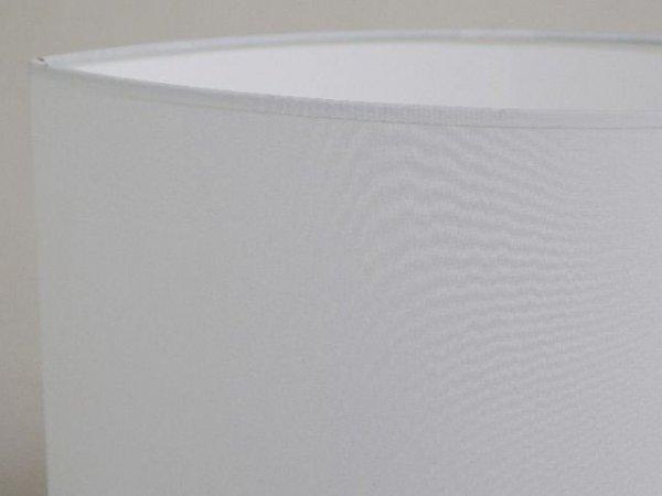 Lampa stołowa - Biała 40x20x55cm