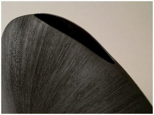 Wazon ceramiczny - Grafit - 14x38x32cm