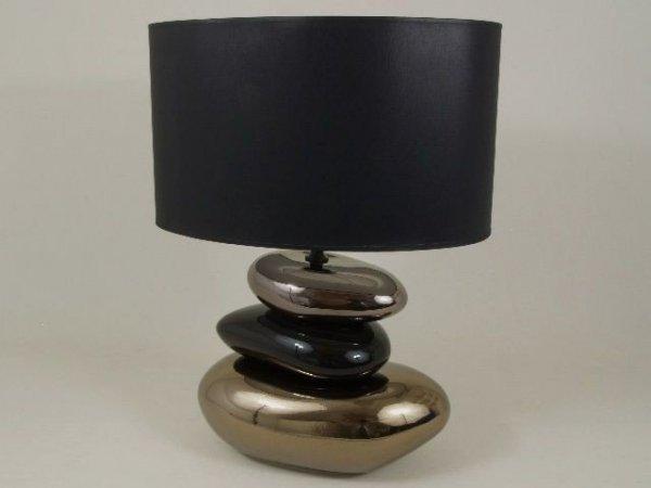 Lampa stołowa - Złoto