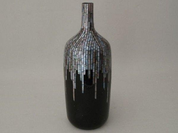 Wazon ceramiczny - Butelka Duża - 16x42cm