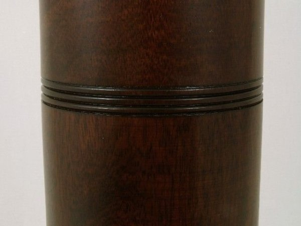 Wazon drewniany - 15x51cm