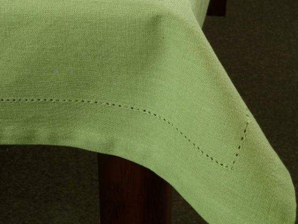 Obrus na stół - Limonka - 100% Bawełna - 90x90cm