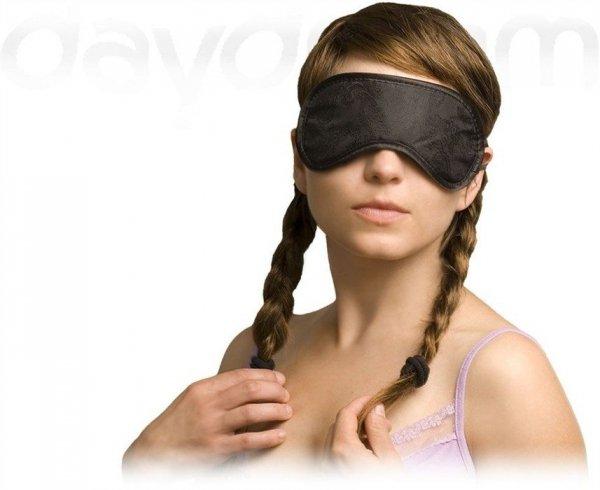 Opaska na Oczy - Daydream - Wzór Peisley black