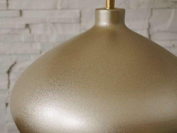 Lampa stołowa - Złota - 40x56cm