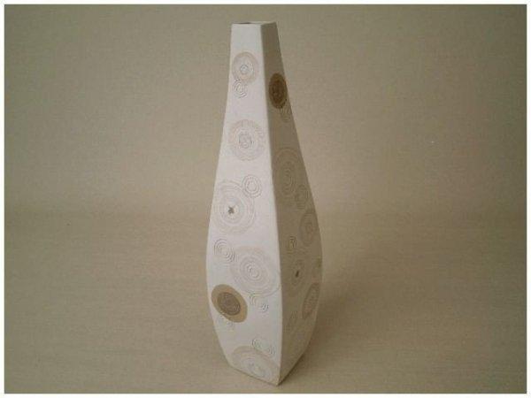 Wazon ceramiczny 11,5x11,5x46,5cm