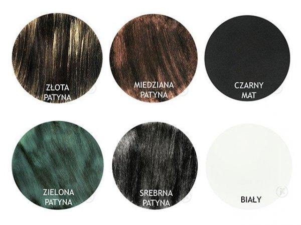Metalowy Stojak choinkowy - 8 Kolorów Komfort Mały