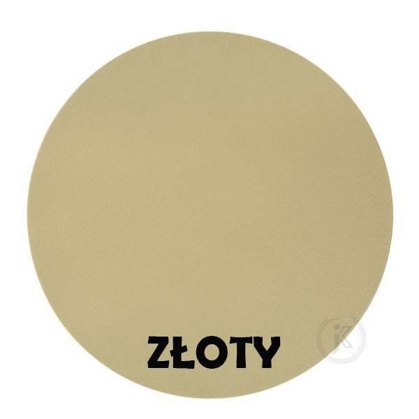 Kwietnik Laska - Kolor złoty - DecoArt24.pl