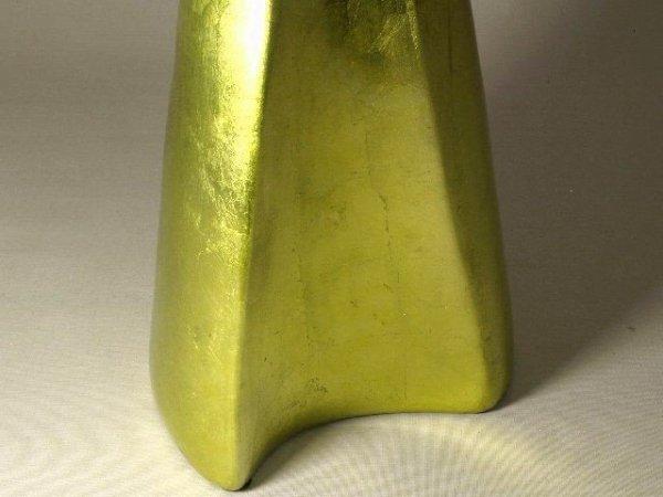 Wazon ceramiczny - Limonka - 20x17x54cm