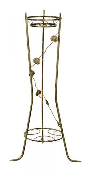 Kwietnik metalowy - Stojak na kwiaty - 1ka duża