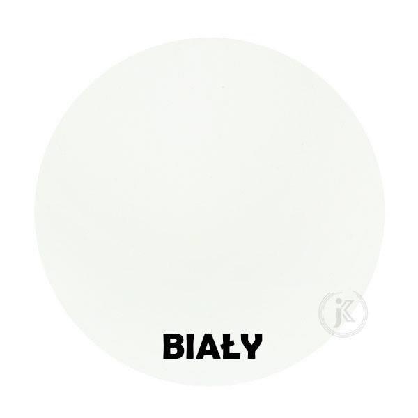 Biały - Kolor Kwietnika - Na 3 Doniczki Wąsy - DecoArt24.pl