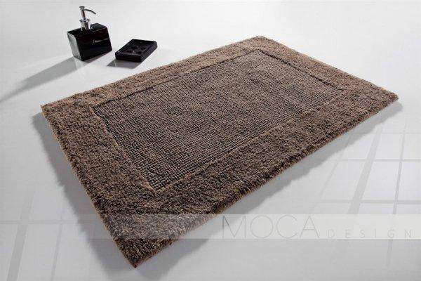 Dywanik łazienkowy - Beżowy - 60x105cm