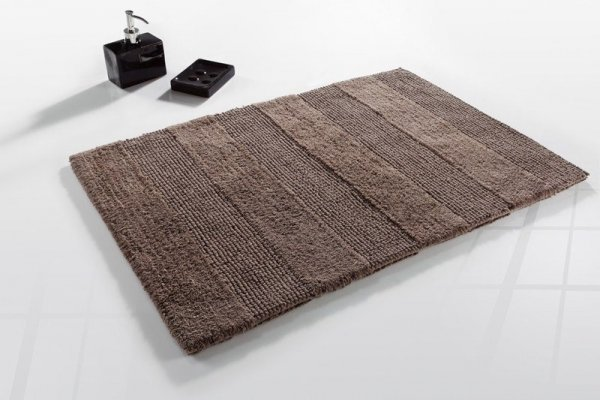 Dywanik łazienkowy - Beżowy - 50x80cm