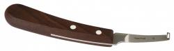 KERBL SUPERPROFI Nóż do kopyt i racic lewy 24H
